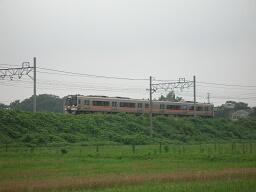 キハ75形 / 9531D・東海道本線 逢妻-大府(オリンパス CAMEDIA SP-320)