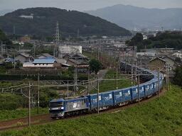 EF210-111 / 2057レ・東海道本線 三河大塚-三河三谷(オリンパス E-300(ZUIKO DIGITAL ED 40-150mm F4.0-5.6))