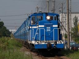 ND552 8 / 309レ・名古屋臨海鉄道南港線 東港-新日鉄(オリンパス E-300(ZUIKO DIGITAL ED 40-150mm F4.0-5.6))